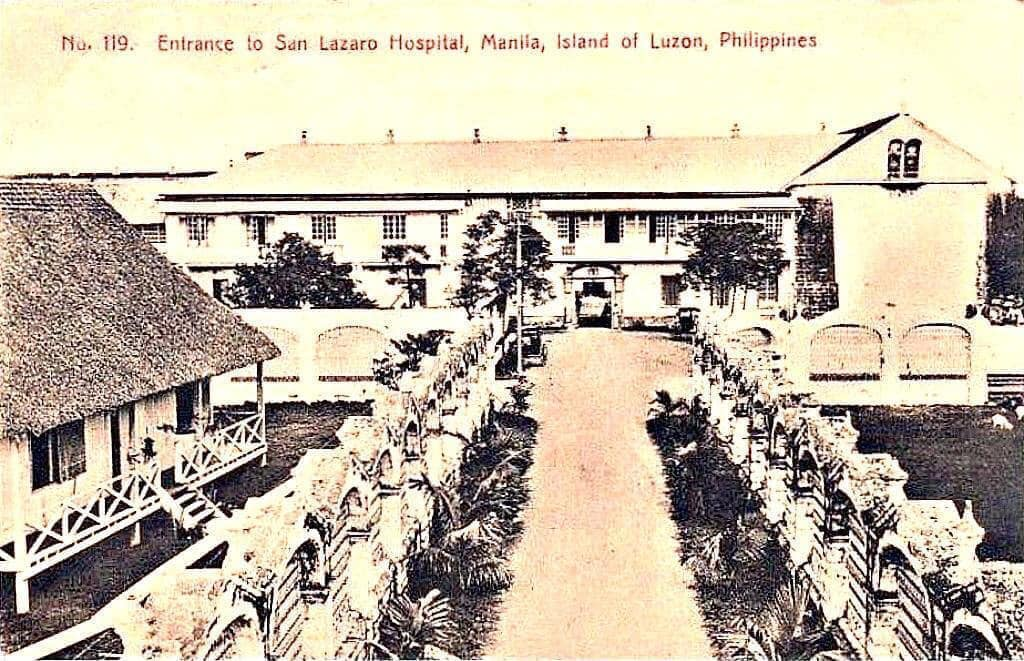 San Lazaro Hospital and Chapel