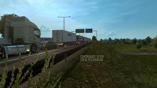 Gratis download kumpulan mod Euro Truck Simulator 2 Rasa Indonesia..download skin trailer Indonesia, bus indonesia, SPBU Indonesia, Traffic Khas Indonesia, dan Map Rasa Indonesia.