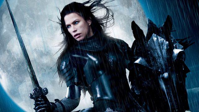 Fotograma de la película: Underworld: La rebelión de los licántropos (2009)