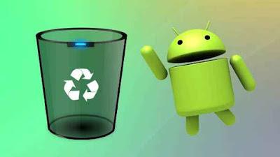 aplikasi android yang dapat mengembalikan file terhapus