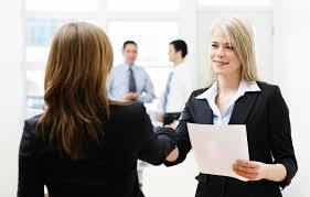 candidatas a emprego