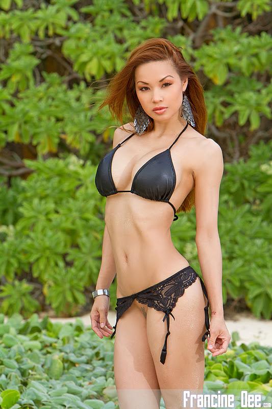 Francine Dee Asian 104