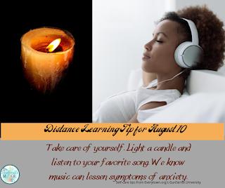 Music teacher self care