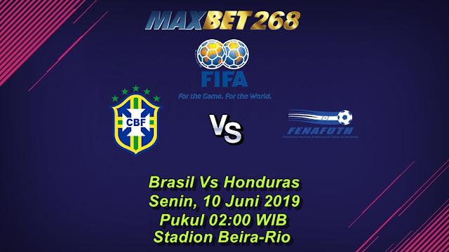 Prediksi Brasil Vs Honduras, Senin 10 Juni 2019 Pukul 02.00 WIB