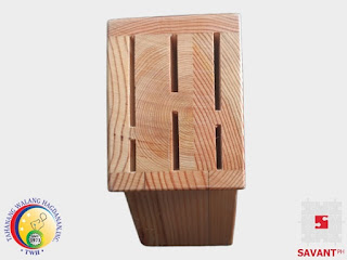 Wooden Knife Holder Philippines