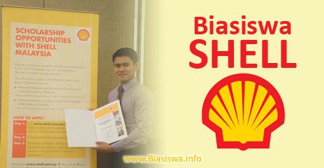 biasiswa shell 2020