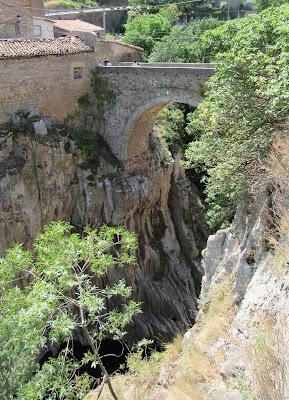 Puente Madre de Dios. Anguiano. La Rioja