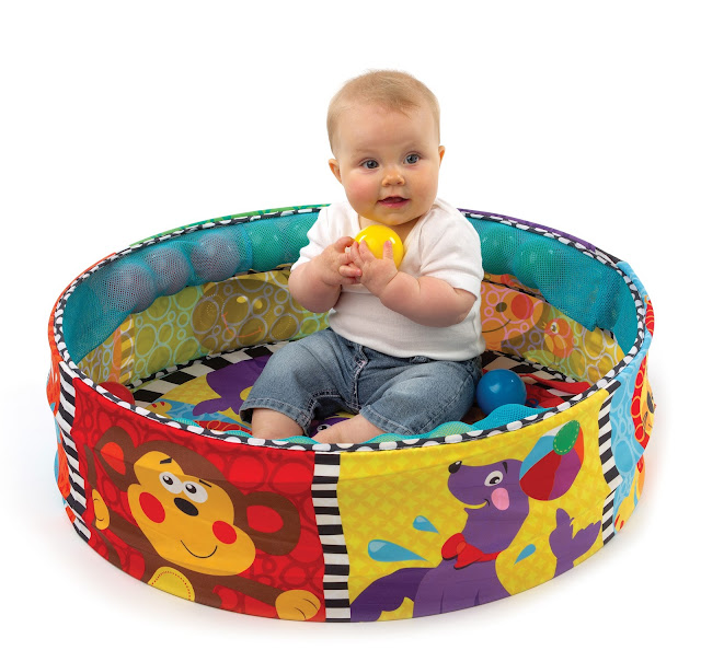 Baby ball Activity Nest