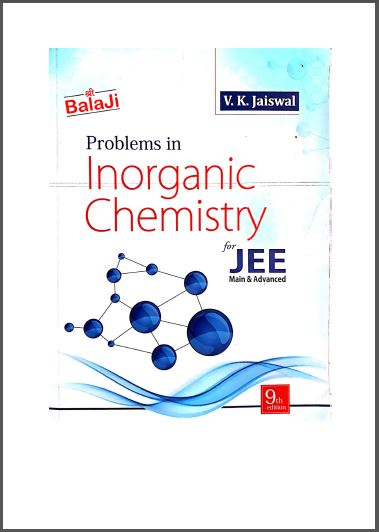 Inorganic Chemistry : for JEE Exam PDF Book
