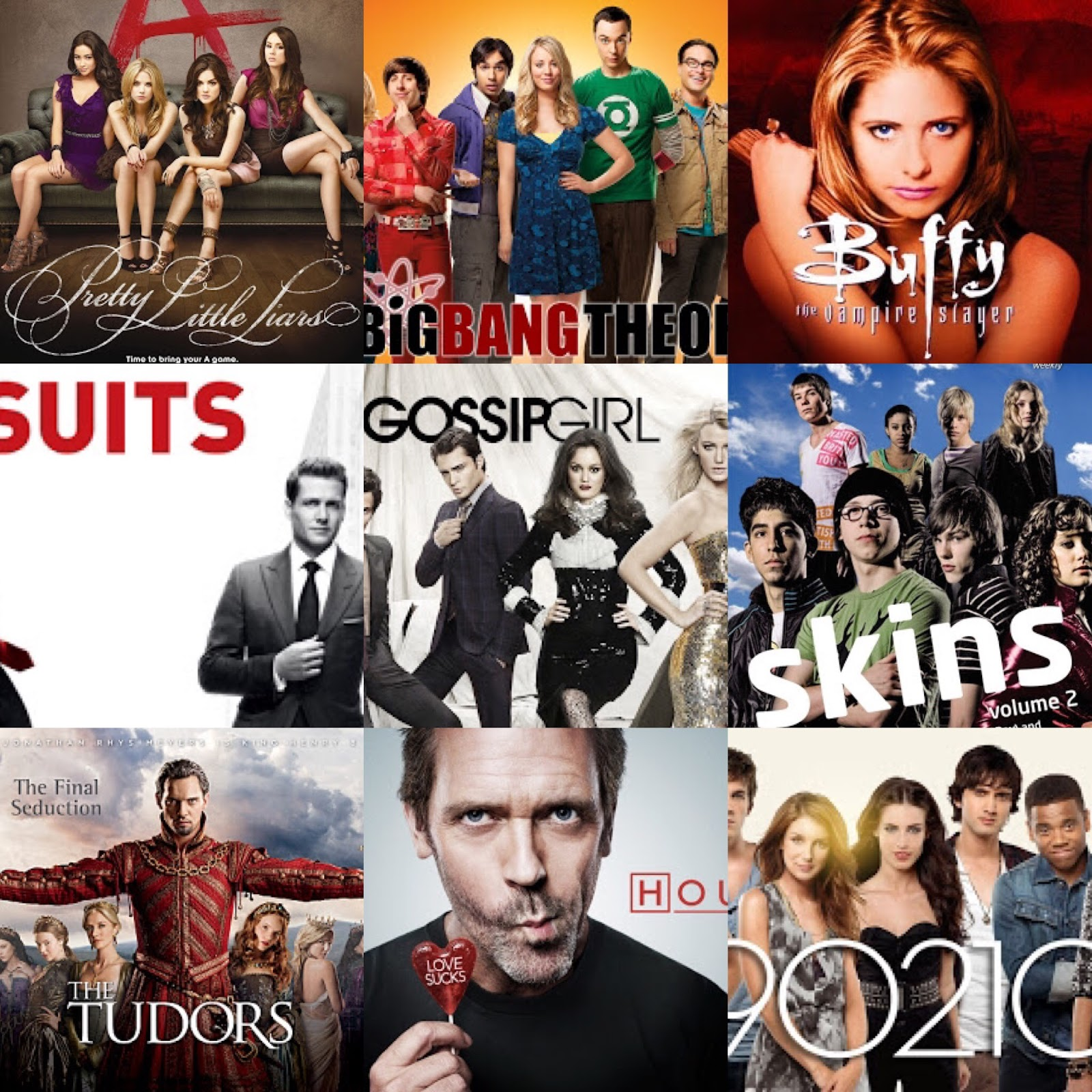 Rosh Nosh & Eats: Netflix: Top 10 Nostalgic Shows To Binge Watch
