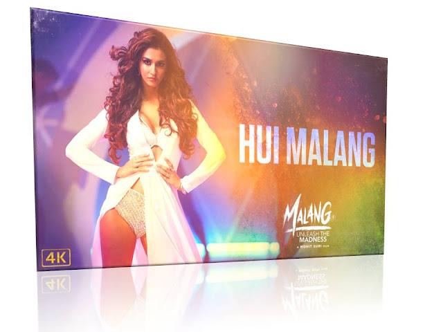 Hui Malang Song Lyrics in Hindi | MALANG | Aditya Roy Kapur | Disha Patani