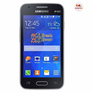ARMAILA PONSEL Samsung Galaxy V Plus SM-G318HZ - 4GB - Hitam