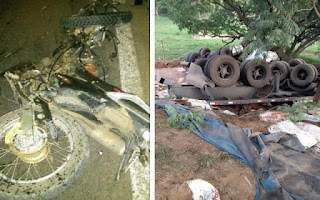 Três pessoas morrem em acidente