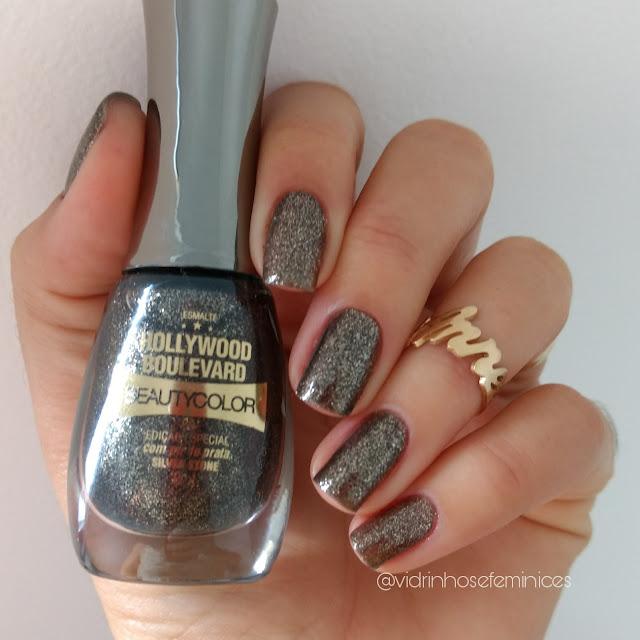 Silver Stone Coleção Hollywood Boulevard - BeautyColor