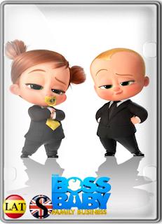 Un Jefe en Pañales 2: Negocios de Familia (2021) WEB-DL 1080P LATINO/INGLES