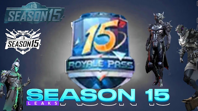 """Link"" سيزن 15 ببجي موبايل || PUBG Mobile Season 15"