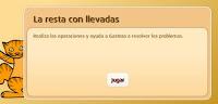 http://www.primerodecarlos.com/TERCERO_PRIMARIA/octubre/Unidad2/actividades/mates/resta_llevadas/frame_prim.swf
