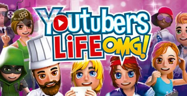 تحميل لعبة Youtubers life للكمبيوتر مجانا