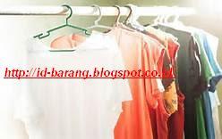 Menghilangkan Jamur Bintik Hitam Pada Pakaian