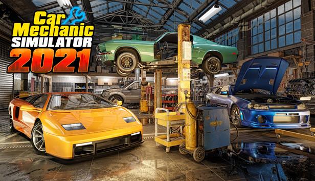 Car Mechanic Simulator 2021 got a release date