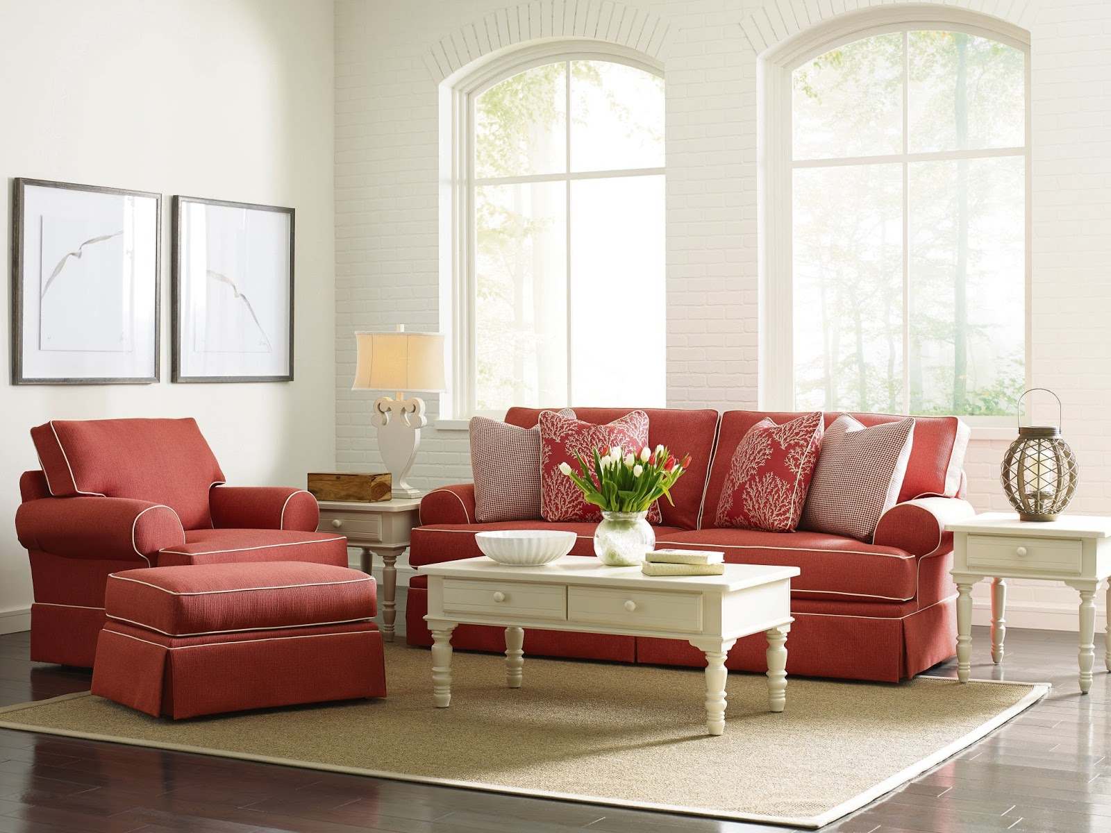 Baers Furnishing November - Broyhill emily sofa