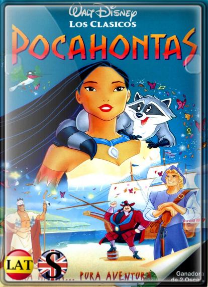 Pocahontas (1995) HD 720P LATINO/INGLES