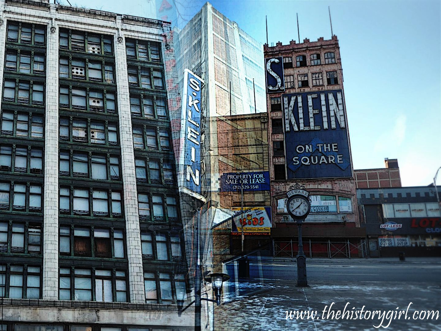 The Golden Age of Shopping: Downtown Newark ~ The History Girl!