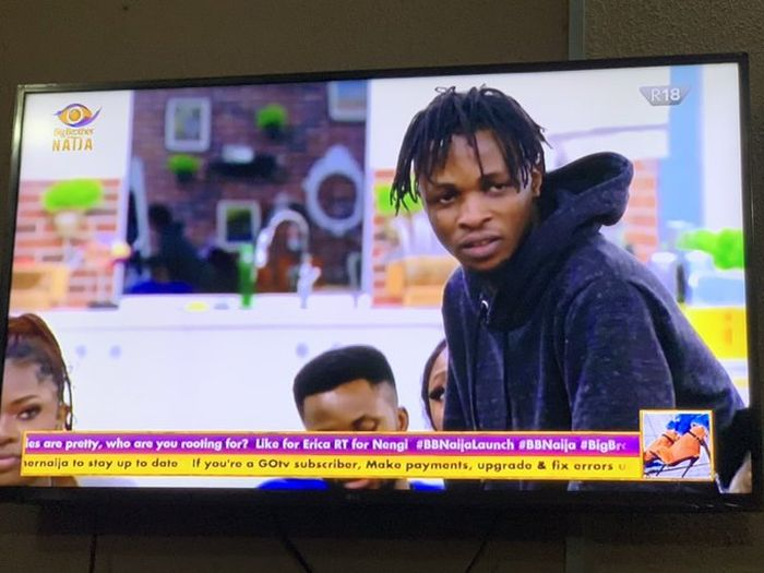 BBNAIJA: How I Feel About Erica And Kiddwaya's Romance – Laycon Reveals (See Here)