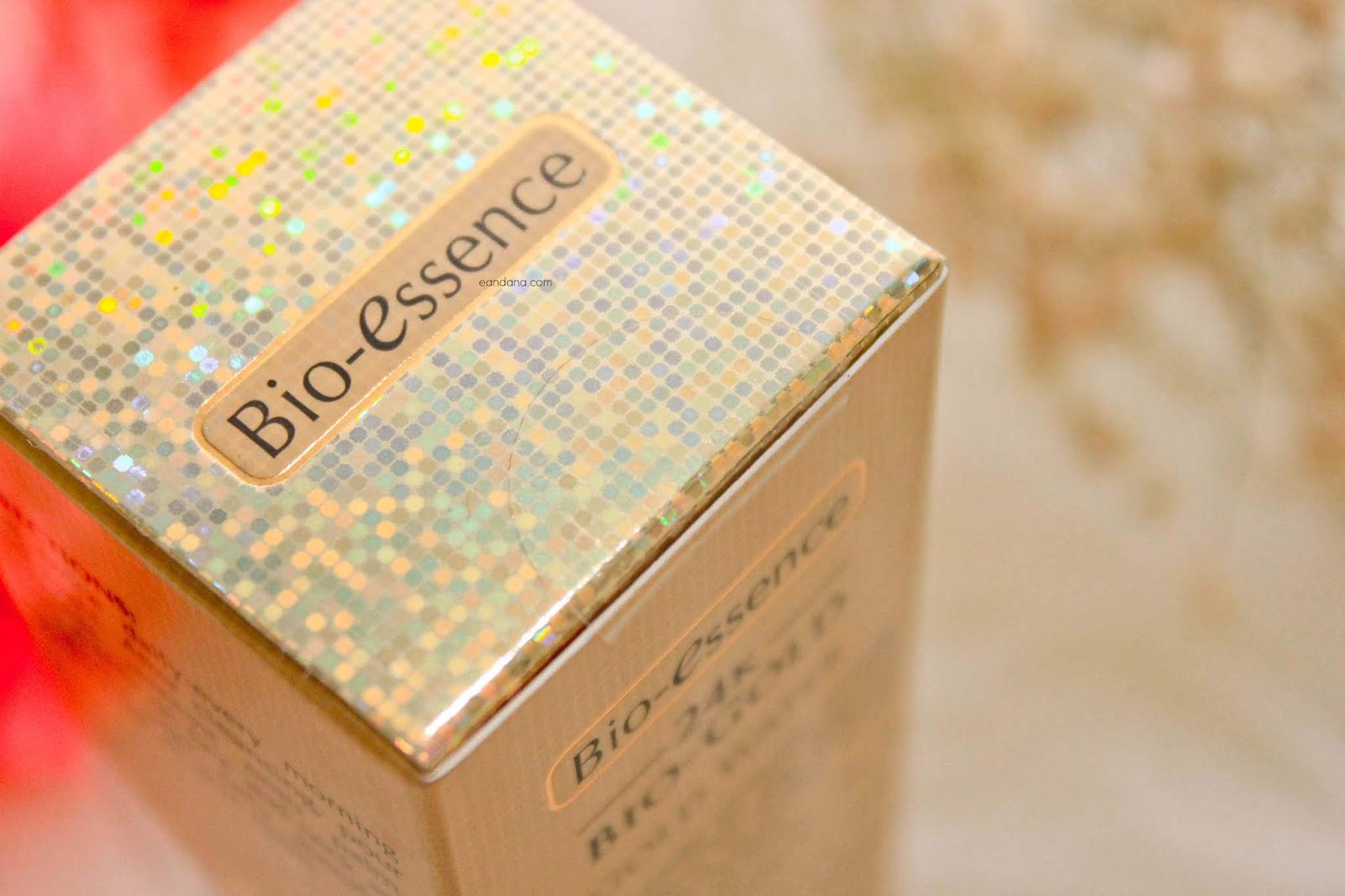 Bio Essence 24k Gold Water