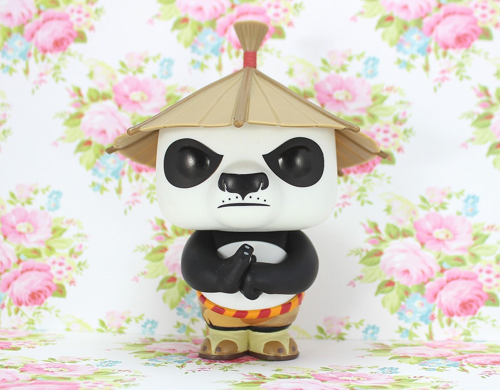 po kung fu panda funko pop