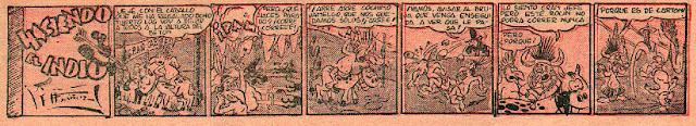 La Hora del Recreo nº 59 (14 de Febrero de 1954)