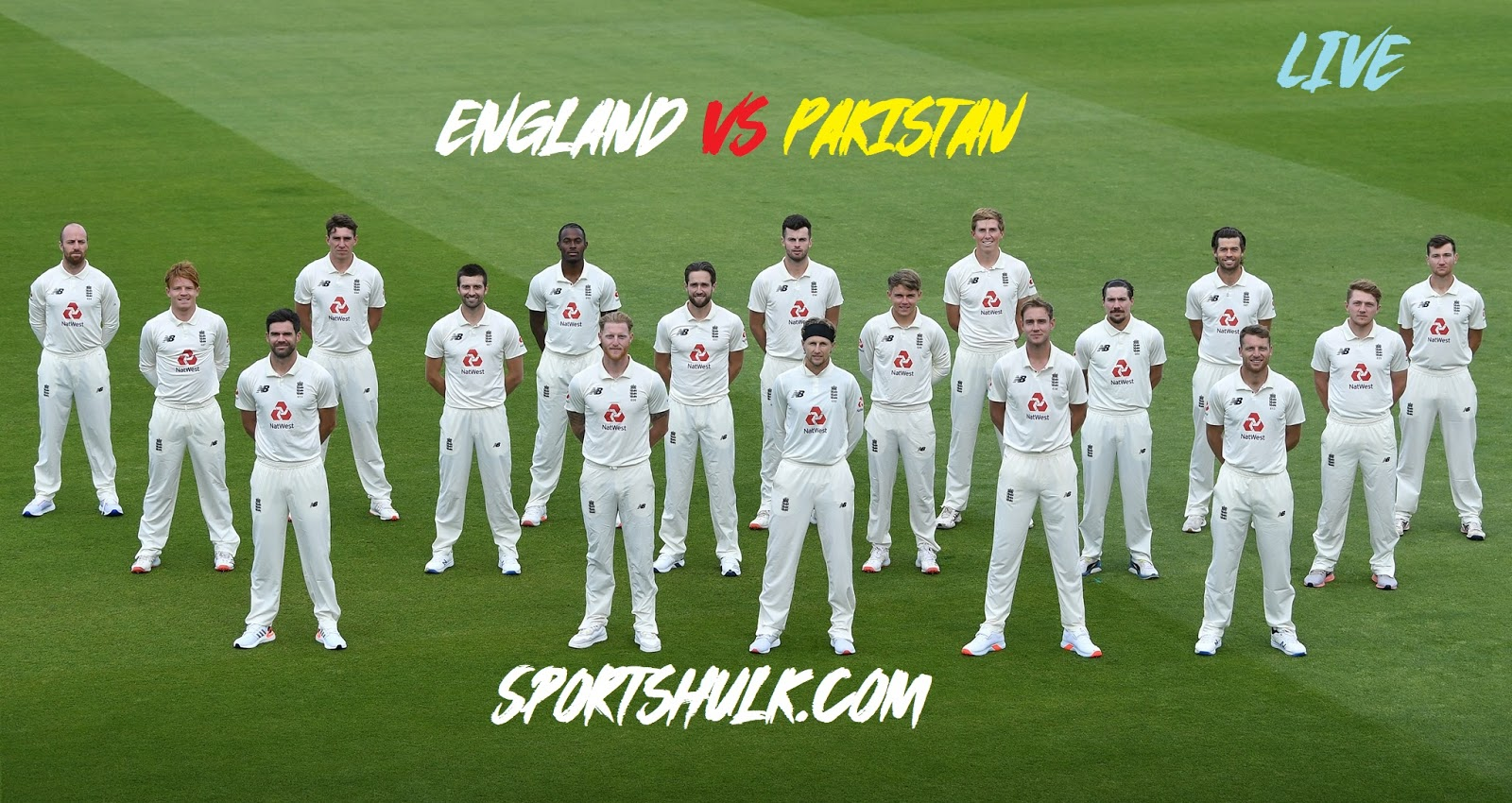 Eng Vs Pak Cricket Scorecard 1st Test 1st Day Live