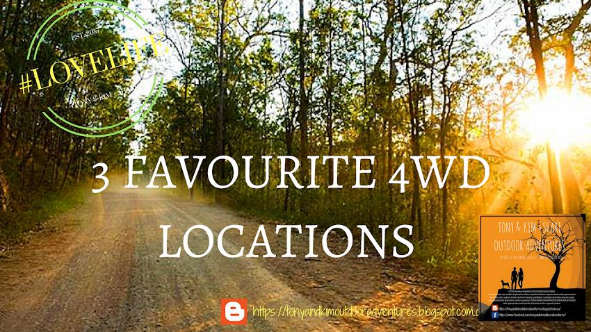 Three Favrourite Offroading Adventures