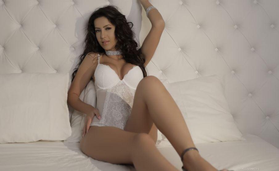 AllisonKeys Model GlamourCams