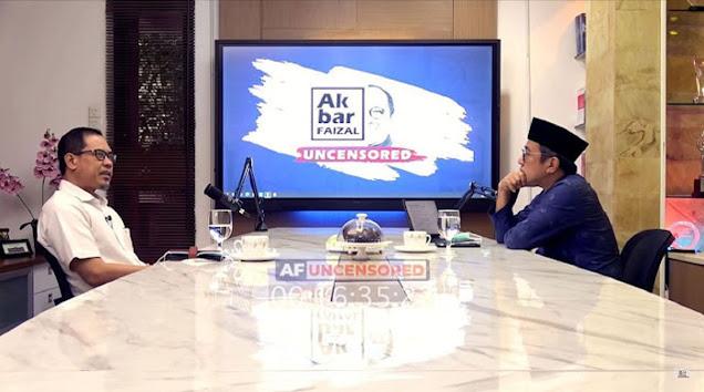 Dirayu Akbar Faisal, Munarman Beberkan Dokumen Perjanjian Habib Rizieq dengan BIN