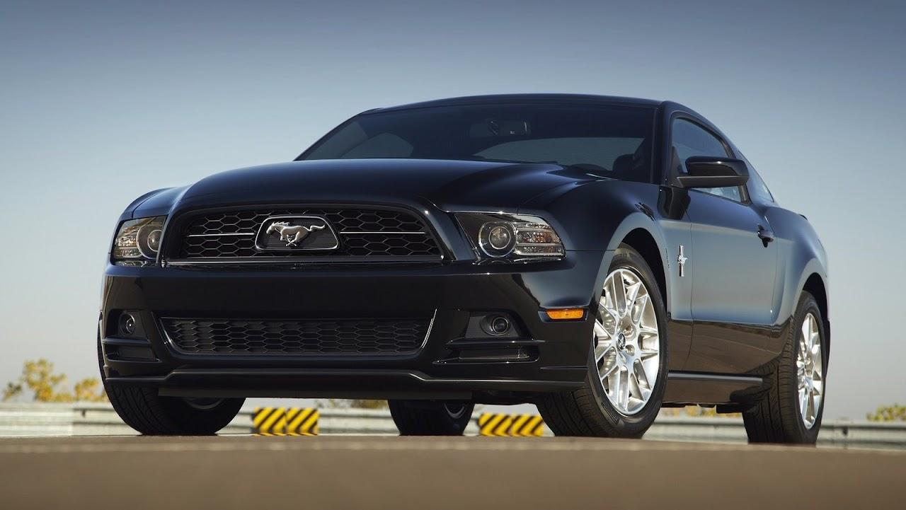 Ford Mustang Avrupa Pazarına Geliyor! - Turkeycarblog