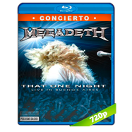 Megadeth: That One Night – Live in Buenos Aires (2005) Full HD 1080p Audio Ingles 5.1 (Concierto)