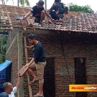 Baksos RTLH DPD Pekat-IB Jepara Bersinergi Bersama Warga