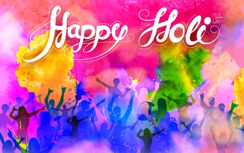 happy holi wallpaper download