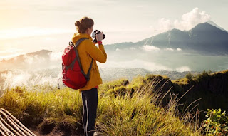 Hobi Jalan-Jalan (Travelling) Ngeblog Dapat Uang