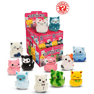 Blind Box Plush: KleptoCats S1