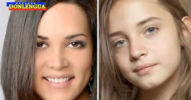 Hija de Mónica Spear ya cumplió 13 años y está así de hermosa como su madre