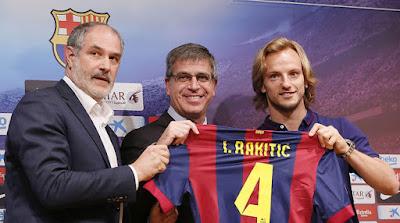 Rakitic Barcelona