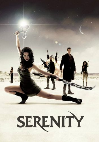 Serenity (2005) Hindi BluRay 720p & 480p Dual Audio [Hindi & English]   Full Movie