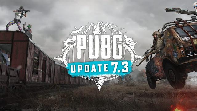 PUBG Update 7.3 Details; PUBG Esports Shares PCS 1 and PCS 2 Details