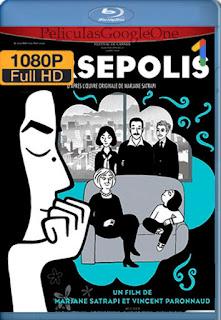 Persepolis (2007) [1080p BRrip] [Castellano-Frances] [LaPipiotaHD]