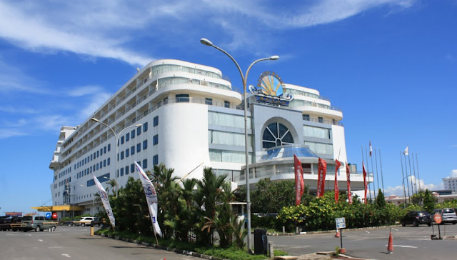 Pacific Palace Hotel Paling Unik di Pulau Batam