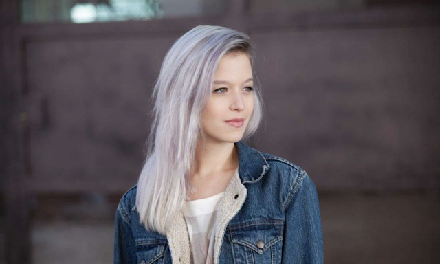 2020 light purple hair color