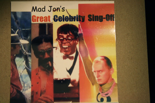 THE GREAT CELEBRITY SING-OFF