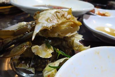 Ko Ryo Jeong Korean Restaurant, ganjang gejang